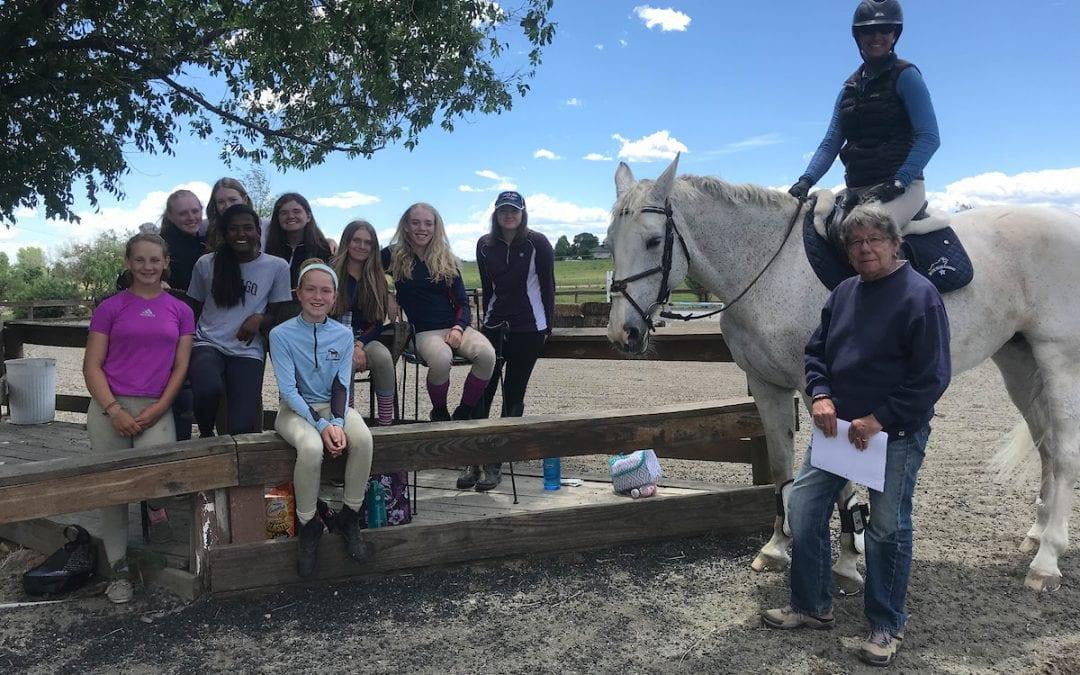 USHJA Horsemanship Quiz Stable Challenge